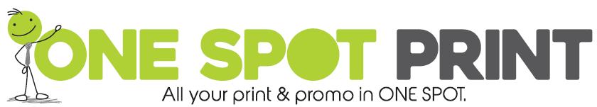 One Spot Print