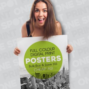 cool and cheap poster printing