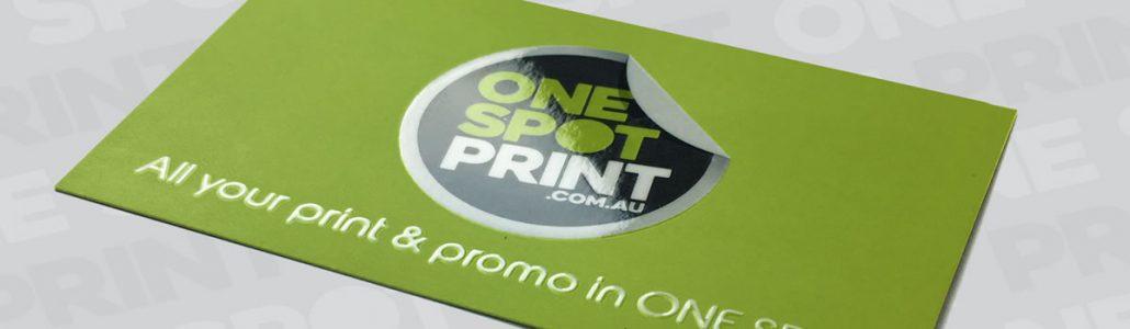 Lakehaven Business Card Printing
