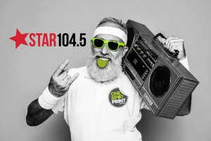 One Spot Print on Star104.5