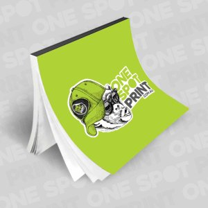 Custom print notepads and notebooks