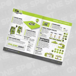 custom Booklets and Catalogues