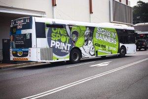 Bus Gosford