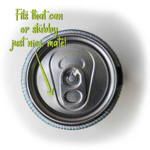fits a can